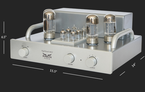 The new Raven amps look great | Steve Hoffman Music Forums